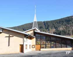 Église Notre-Dame de l'Assomption (Ville d'Arâches-la-Frasse)