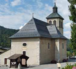 Église de la Frasse (Ville d'Arâches-la-Frasse)