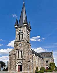 Église de Saint-Julien des Eglantiers (Association Sauvegarde et Mémoire de l'église de St Julien des églantiers)