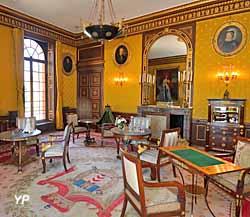 Château de Grosbois - salon des huissiers