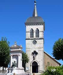 Église de Brénod (Geneviève Lombard)