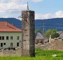 Méridienne du château de Champdor