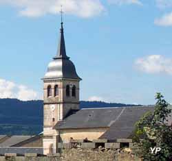 Église Saint-Victor et Saint-Ours (Geneviève Lombard)