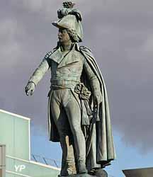 Statue du maréchal Desaix par Leboeuf