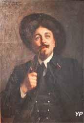 Raphaël Gaspéri (Léon Galand, Musée Labenche)