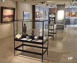 Exposition temporaire Raphaël Gaspéri (Musée Labenche)