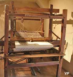 métier à tisser (Musée Labenche)