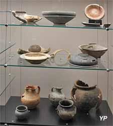 céramique commune (environs de Brive, Musée Labenche)