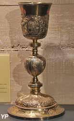Calice (argent doré, XIXe s.)