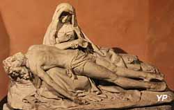 Vierge de pitié (XVe s.)