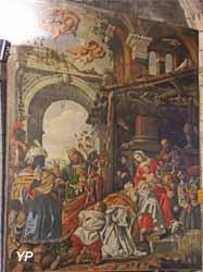 L'Adoration des Mages (Guillaume Rome de Brioude, 1636)