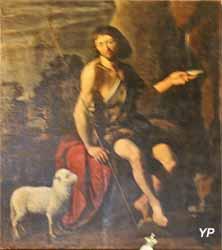 Saint Jean-Baptiste à la source (Perron Montlucianus, 1621)