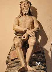 Christ aux liens (XVe s., MH)