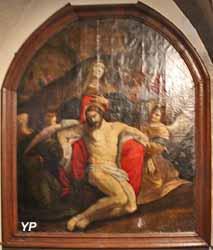 Vierge de Pitié (le Christ mort soutenu par deux anges, 1621)