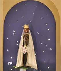 Vierge noire (noyer)