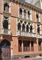 Maison d'Isaac Strauss (1858, architecte André Batillat)