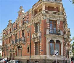 Castel Flamand (1898, architecte Ernest Mizard)