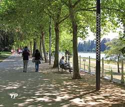 Parc Napoléon III, parc Kennedy