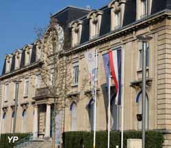 Chambre de commerce - hôtel consulaire