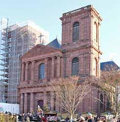 Cathédrale Saint-Christophe