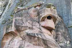 Lion de Belfort (Auguste Bartholdi)