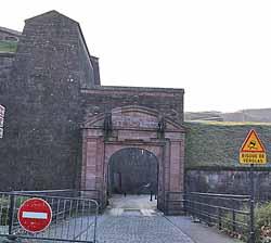 Porte de Brisach (Photothèque Maison du Tourisme de Belfort et du Territoire de Belfort)
