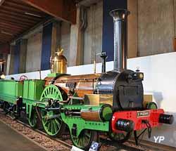 Locomotive à vapeur 111 Buddicom (1844)