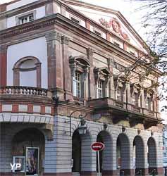 Théâtre municipal - Théâtre de la Sinne (Yalta Production)