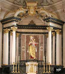 Baldaquin du maître autel