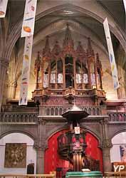 Temple réformé Saint-Etienne