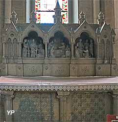 Autel de chapelle latérale
