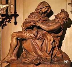 Vierge de pitié (XVIIe - XVIIIe s.)