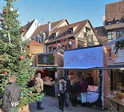 Marché de Noël en Alsace : Colmar