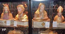 Reliquaire de la basilique Notre-Dame-de-Bonne-Garde (doc. Yalta Production)