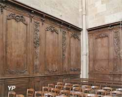 Boiseries du transept (XVIIIe s.)