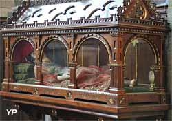Reliques de saint Aurèle, martyr des Catacombes