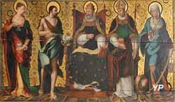 Saint Pierre parmi les saints (XVIe s.)