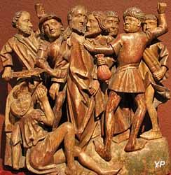 Le Baiser de Judas (XVe s.)
