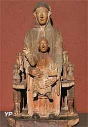 Vierge en Majesté (XIe s.)