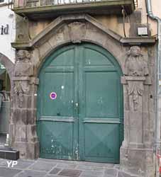 Hôtel Valette de Rochevert, 36 rue du Commerce (XVIIe s.)