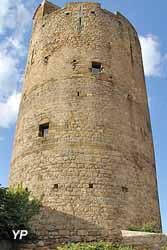 Donjon de Montpeyroux (XIIIe s., MH)