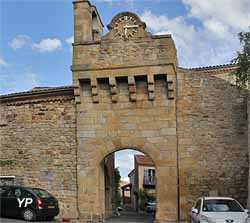 Porte fortifiée (XIVe s., MH)