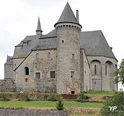 Prieuré Saint-Michel des Anges (Yalta Production)