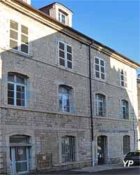 Ancien couvent des Ursulines, maison du tourisme