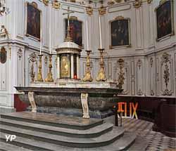 Maître autel (XVIIIe s.)