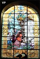 L'Apparition de la Vierge à Bernadette (Louis-Charles-Marie Champigneulle)