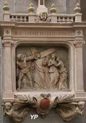 Vierge de pitié (marbre, XVIe s.)