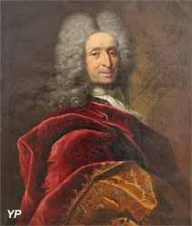Portrait de Monsieur de la Roche (Nicolas Largillière, XVIIIe s.)