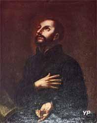 Portrait d'un moine en prière (Alonzo Cano, XVIIe s.)