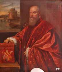 Portrait du procurateur de Saint-Marc (atelier du Tintoret, 1596)